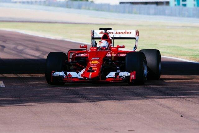 Pirelli объявила выбор шин надва первых этапа 2017 года