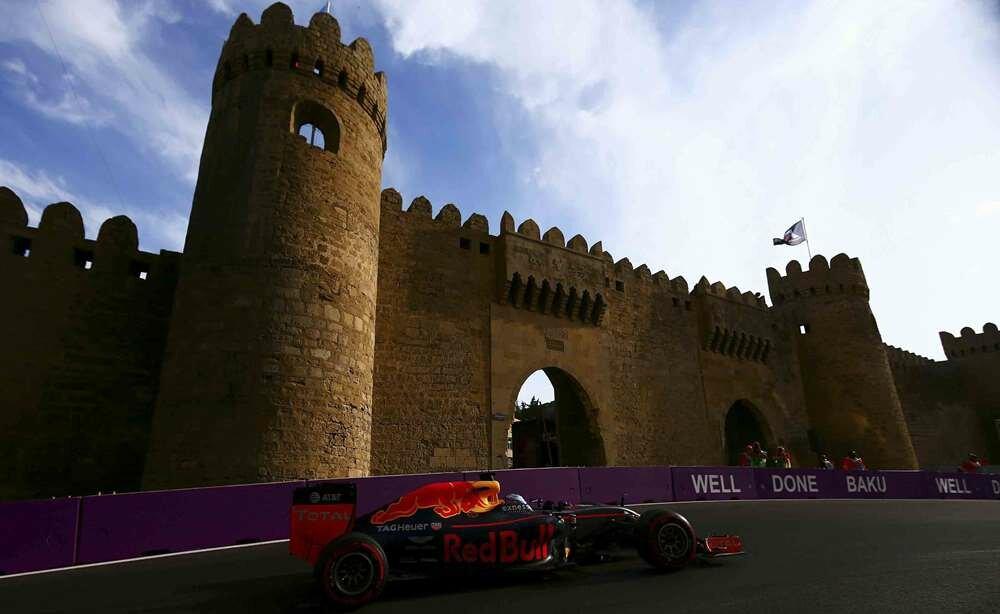 Бакинский этап «Формулы-1» могут переименовать вГран-при Азербайджана